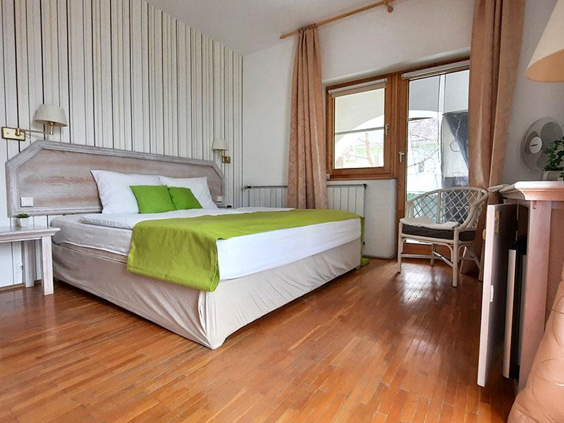 Superior Családi 3 + 1 ágyas szoba káddal és 2 terasszal